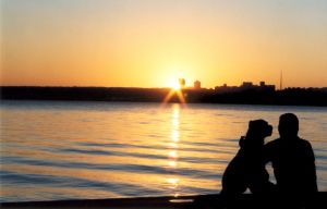 man-with-dog-at-sunset-34657-m.jpg